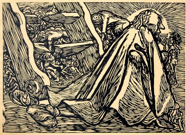 7: Ernst Barlach (1870 - 1938)