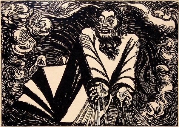 8: Ernst Barlach (1870 - 1938)