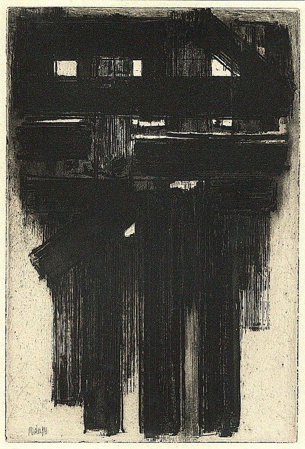 339: Pierre Soulages (1919)