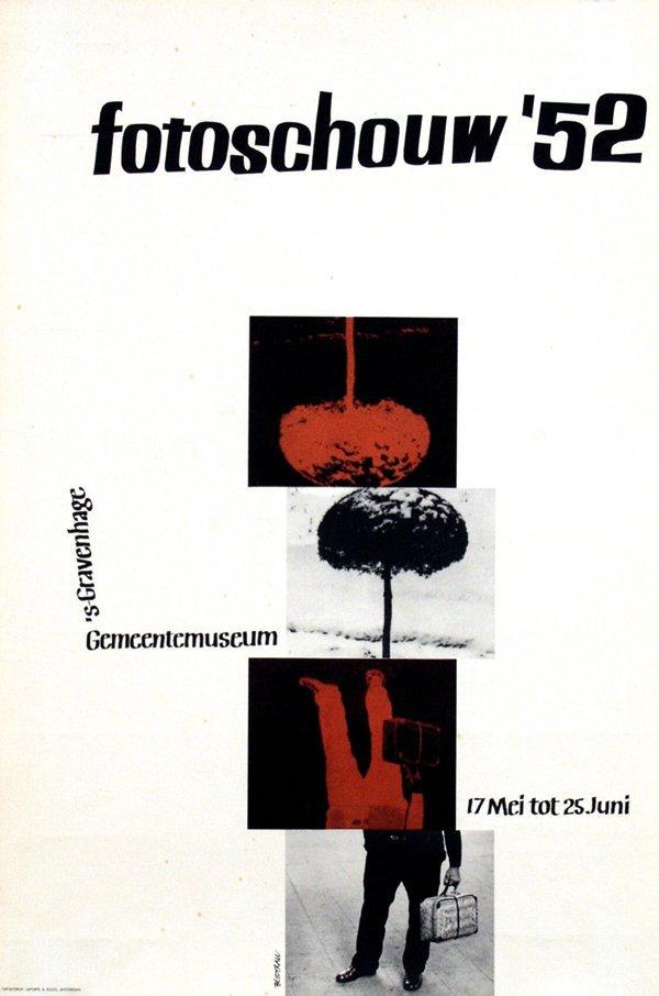23: Poster by Bertram A.G. Weihs - fotoschouw Gemeentem