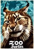 180 Poster by Ludwig Hohlwein  Zoo Berlin