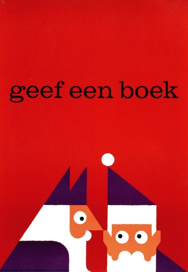 19: Posters(4) by Gerard Wernars - geef een boek