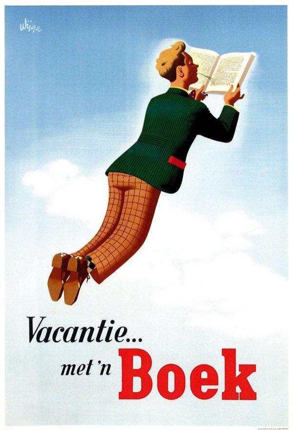 8: Vacantie… met 'n Boek
