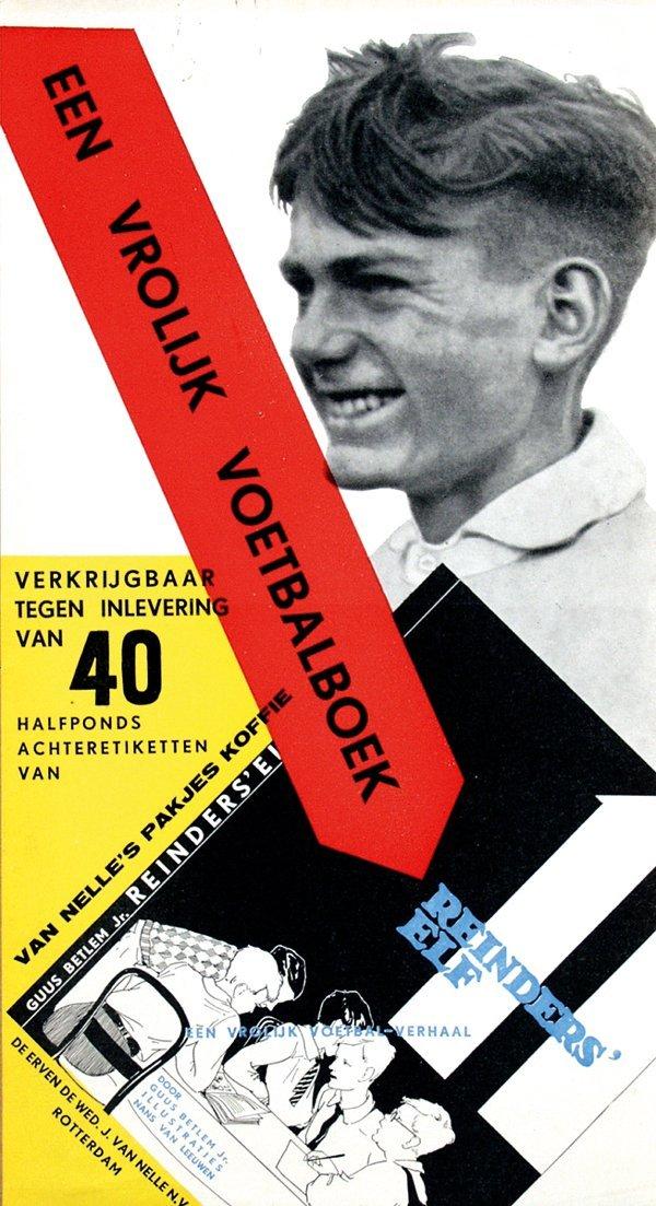 10: Van Nelle, een vrolijk voetbalboek