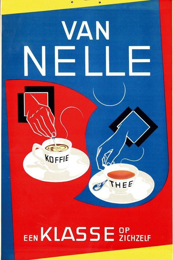 16: Van Nelle Koffie Thee