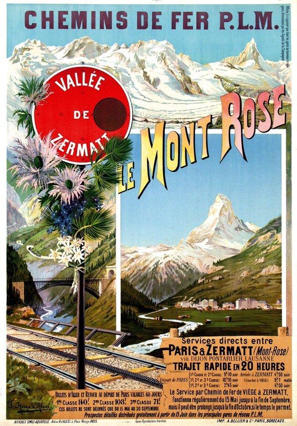 258: Le Mont Rose