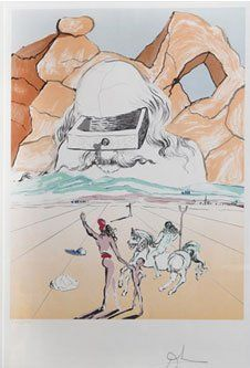 Salvador Dali - The Path to Wisdom