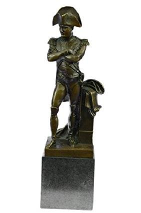 Napoleon Bronze Statue on Marble base Figurine