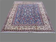Decorative and Rare Handmade Persian Yazd Rug