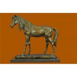 40 LBS Arabian Horse Trophy Stallion Mare Bronze