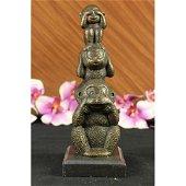 Vienna Bronze three wise Monkey Bronze Sculpture on
