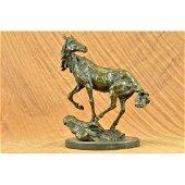 Modern Art Horse Bronze Sculpture
