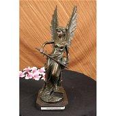 Athena Goddess Peace Wisdom Hero Bronze Marble