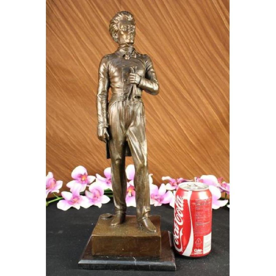 Stunning Bronze Sculpture British Admiral Lord English