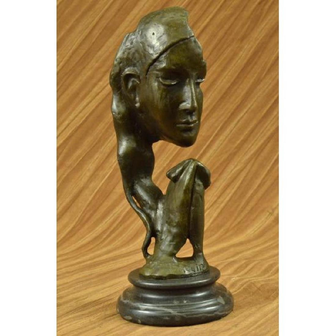 Auguste Rodin Classic Praying Lady Bronze Sculpture