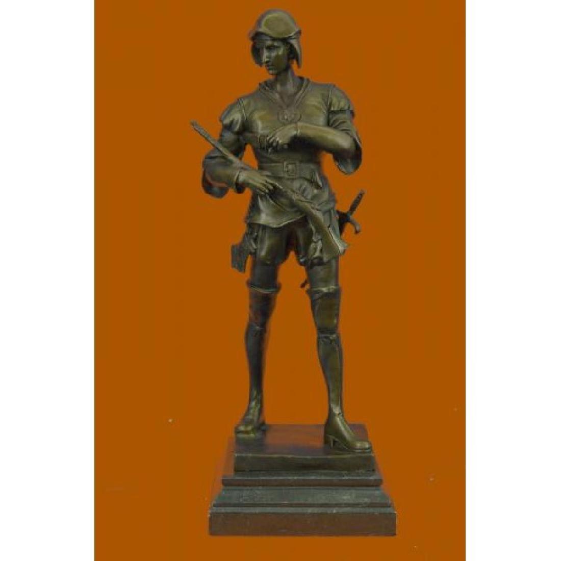 Bronze Sculpture Picault (Emile Louis),, Figure of