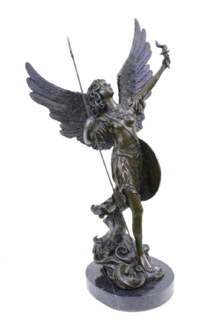 Archangels Nike Angel of Victory Bronze Sculpture