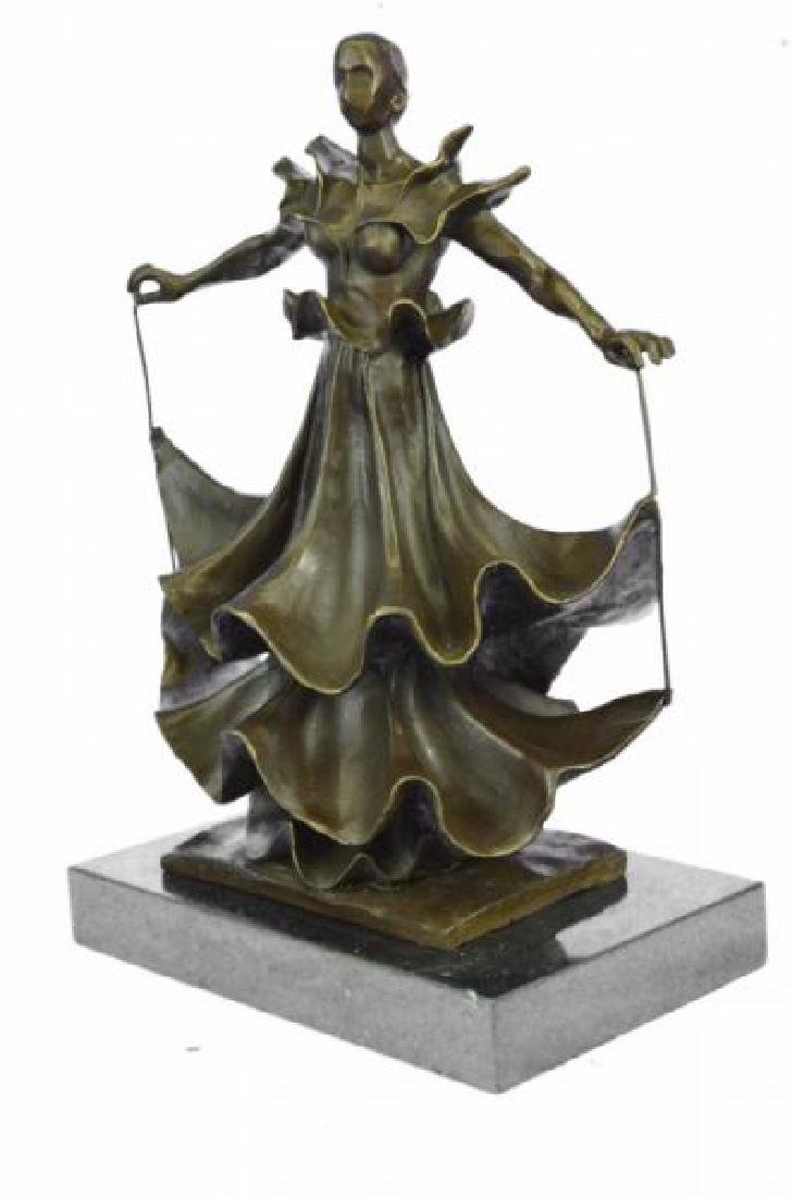 Dalinian Dancer Bronze Sculpture