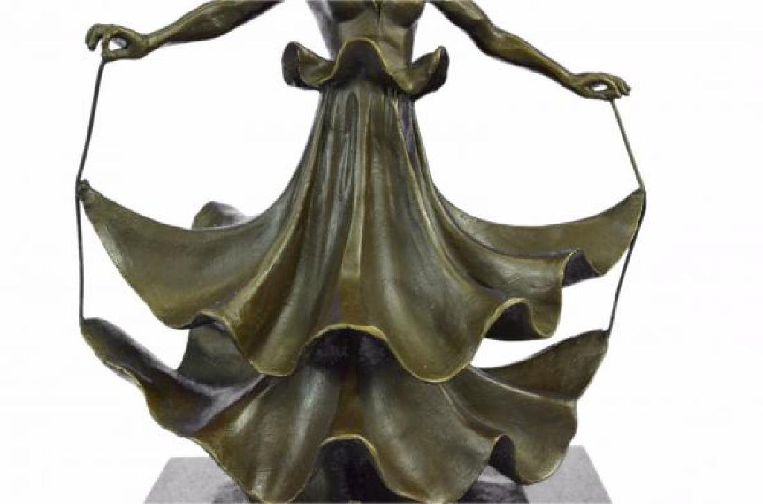 Dalinian Dancer Bronze Sculpture - 8