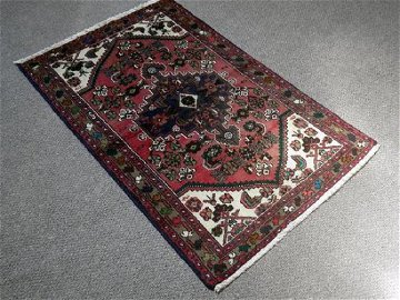 Splendid Handmade Authentic Persian Hamadan