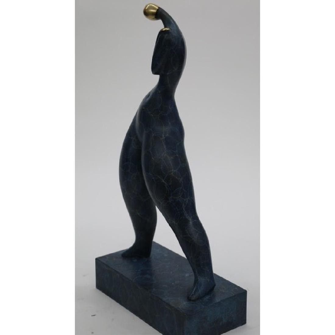Artwork Modern Style Bronze Sculpture - 2