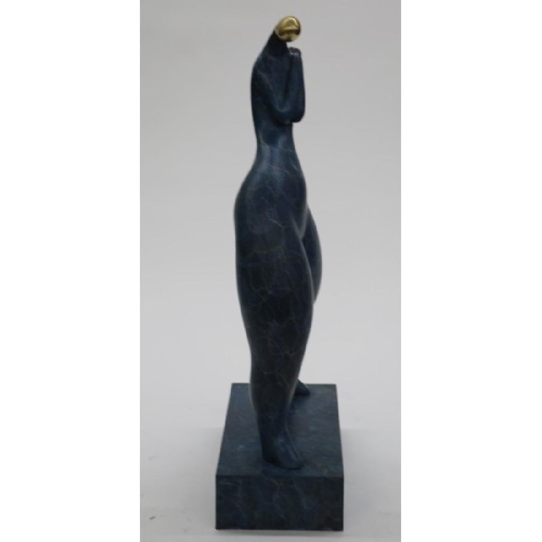 Artwork Modern Style Bronze Sculpture - 6