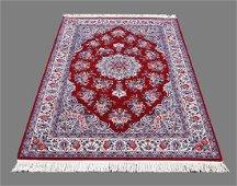 Fascinating Sultani Handmade Tabriz 6x9