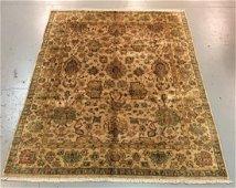 Handmade Indo Khorasan 9.0x12.5