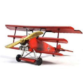 1917 Red Baron Fokker Tri Plane Collector Edition