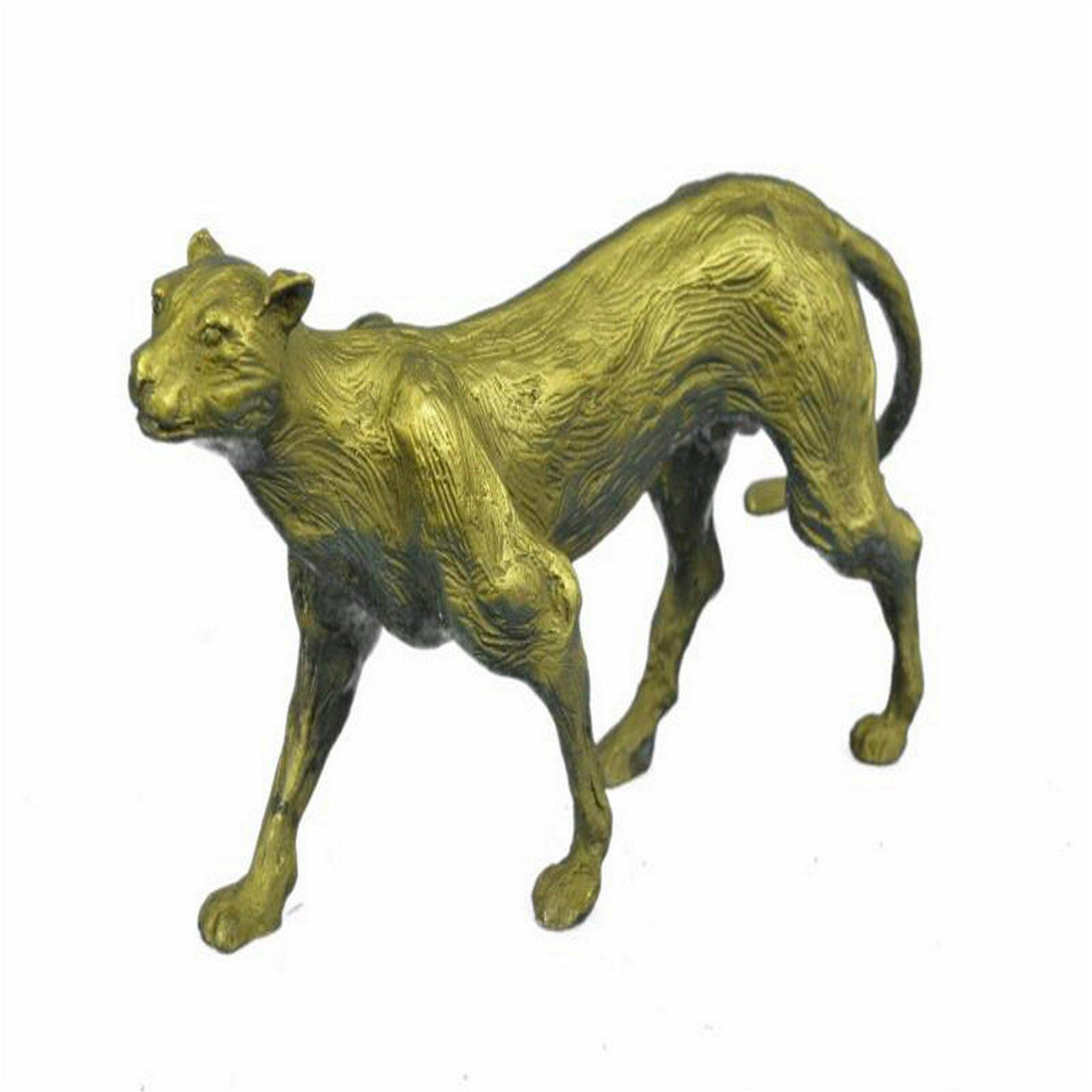 Cougar - Mountain Lion Wildlife Edition Bronze