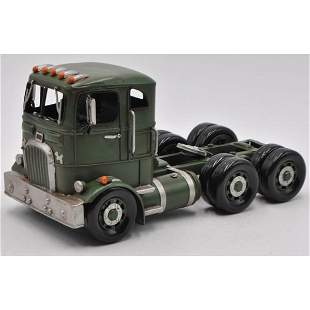 Truck Model Stationery Tabletop Metal Craft