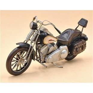 Black Indian Motorcycle