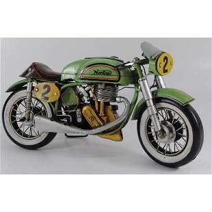 Norton Motorcycle Model Delicate Version