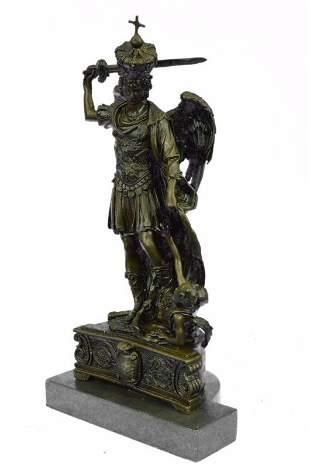 Arch Angel Bronze Statue