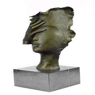 Shame on Me Bronze Statue