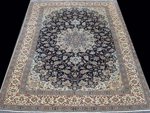 Majestic part silk Persian Nain-Isfahan