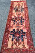 lovely high quality lush pile vintage Persian Sarab