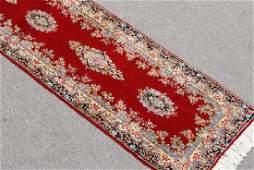 Absolutely Fascinating Handmade Semi Antique Persian