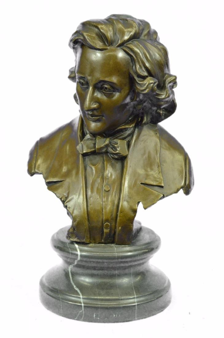 Great Bronze Art Ludwig Van Beethoven The King Music