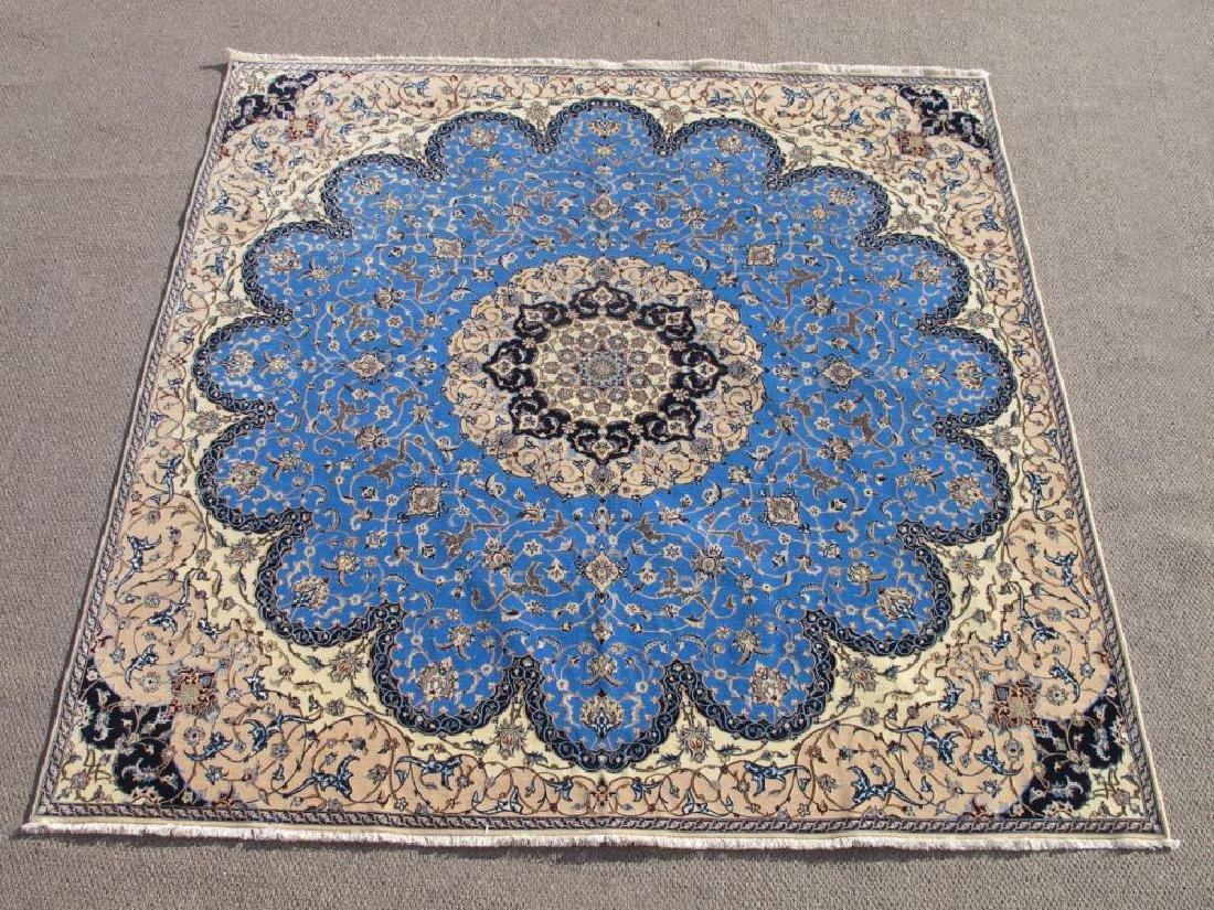 Phenomenal & Spectacular Square Kork Wool with Silk