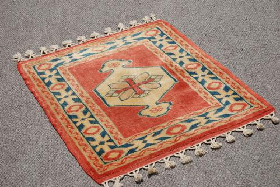 NICE LOOKING HAND MADE TURKISH KONYA RUG