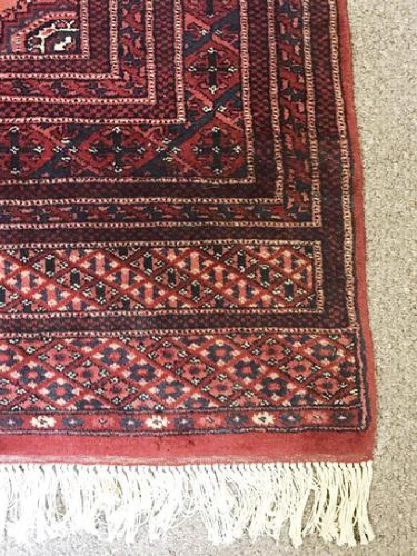 Very Gorgeous Handmade Semi Antique Persian Turkman - 3