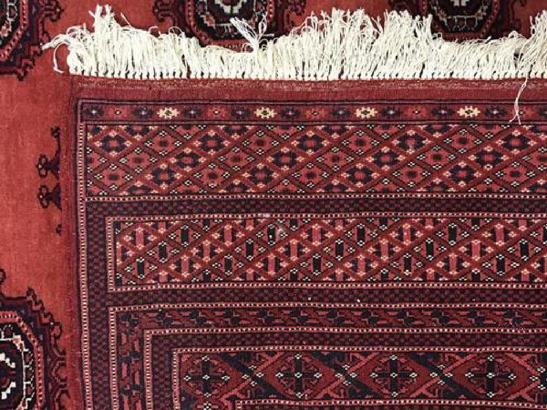 Very Gorgeous Handmade Semi Antique Persian Turkman - 5