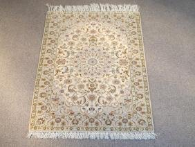 Simply Spectacular High Quality Persian Isfahan Rug