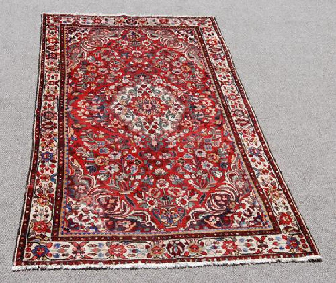 HIGHLY DETAILED SEMI ANTIQUE PERSIAN LILIAN