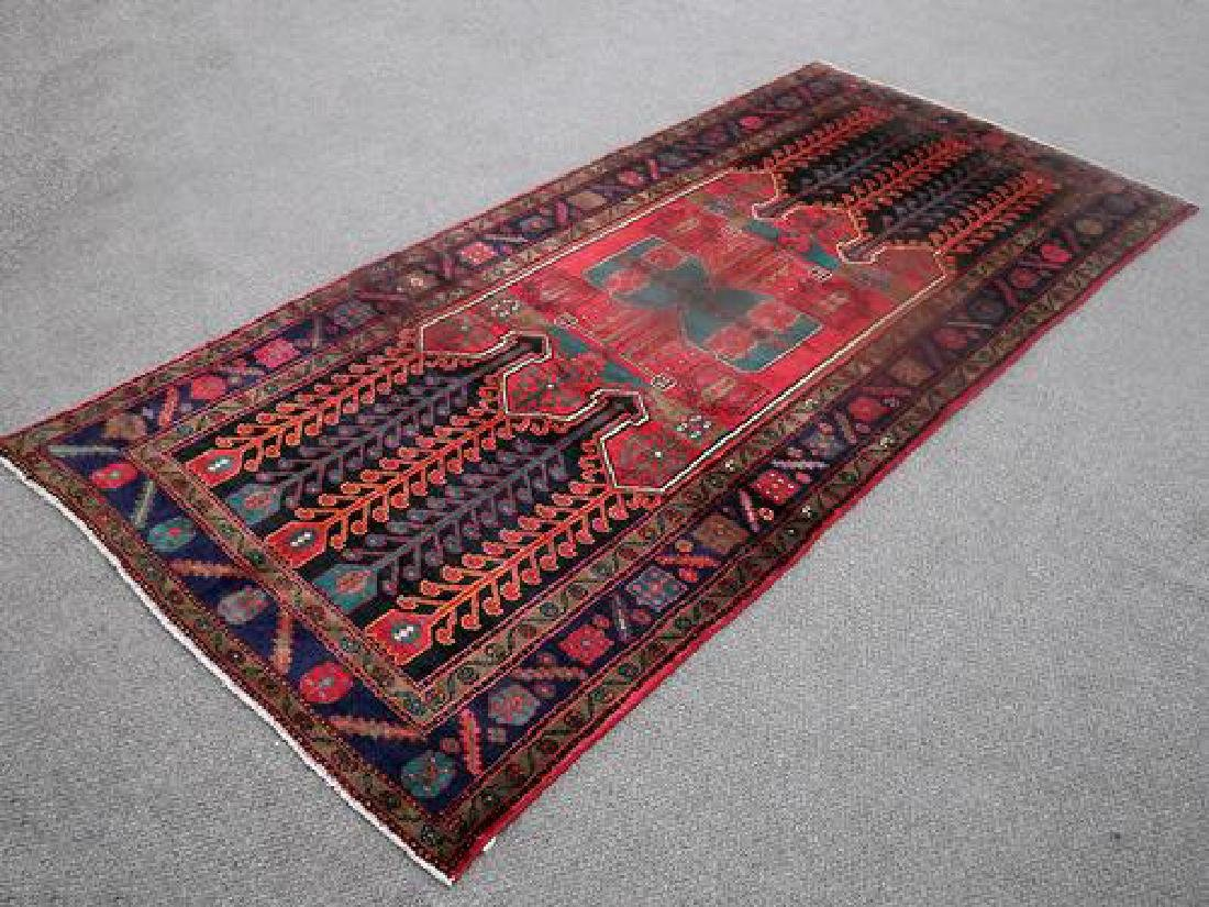 Fine Quality Attractive 4.9 X 10.6 feet Kermanshah Rug