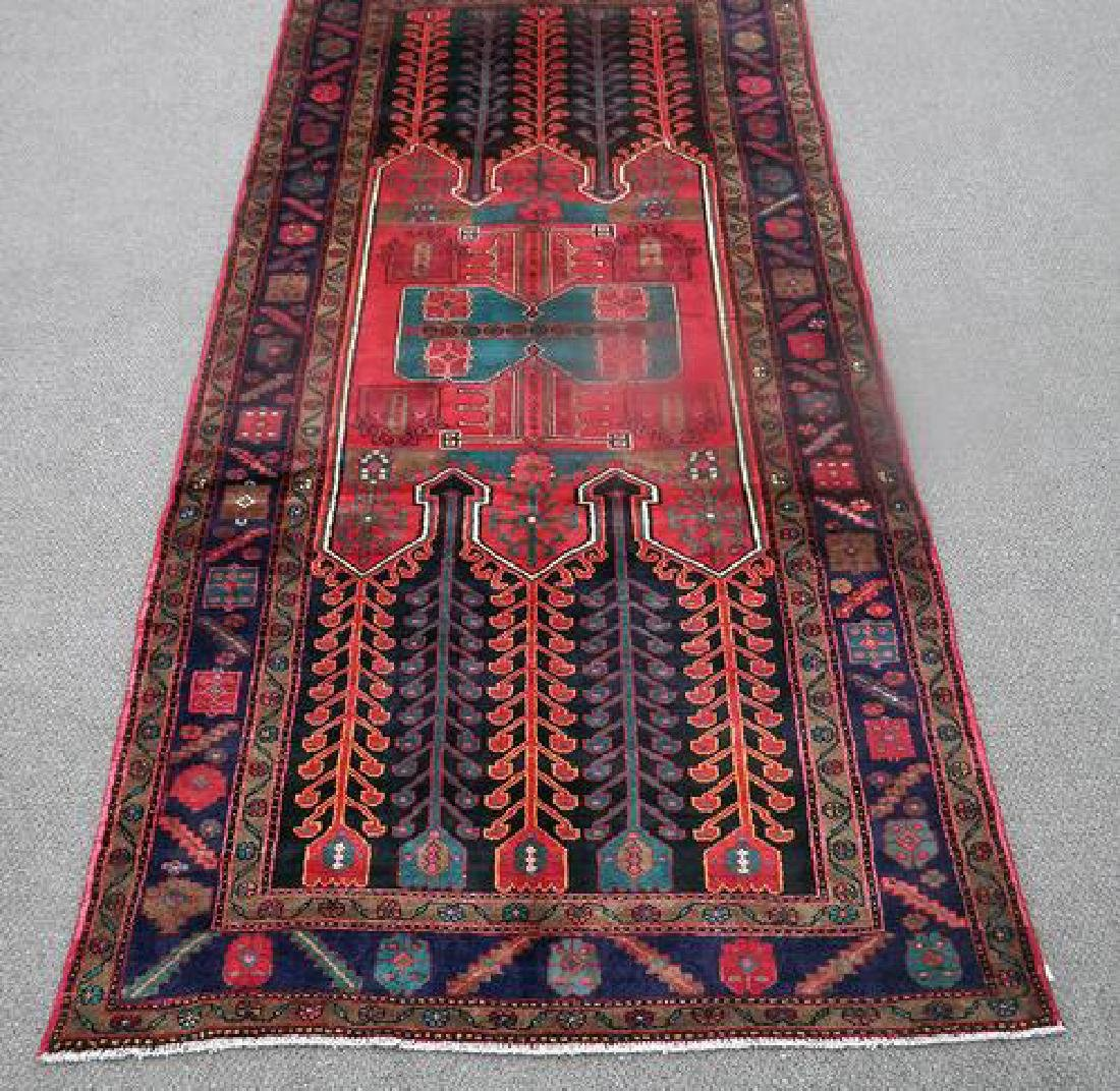 Fine Quality Attractive 4.9 X 10.6 feet Kermanshah Rug - 2