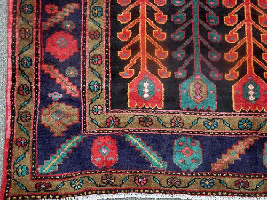 Fine Quality Attractive 4.9 X 10.6 feet Kermanshah Rug - 3