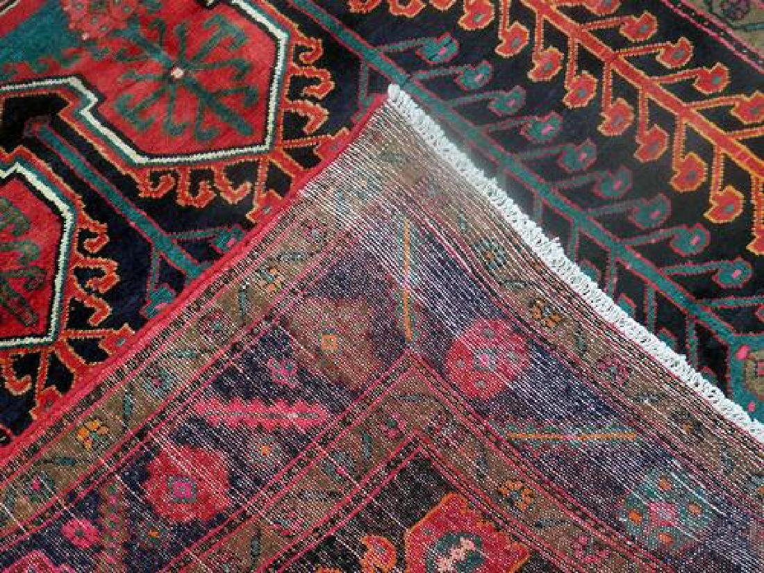 Fine Quality Attractive 4.9 X 10.6 feet Kermanshah Rug - 5