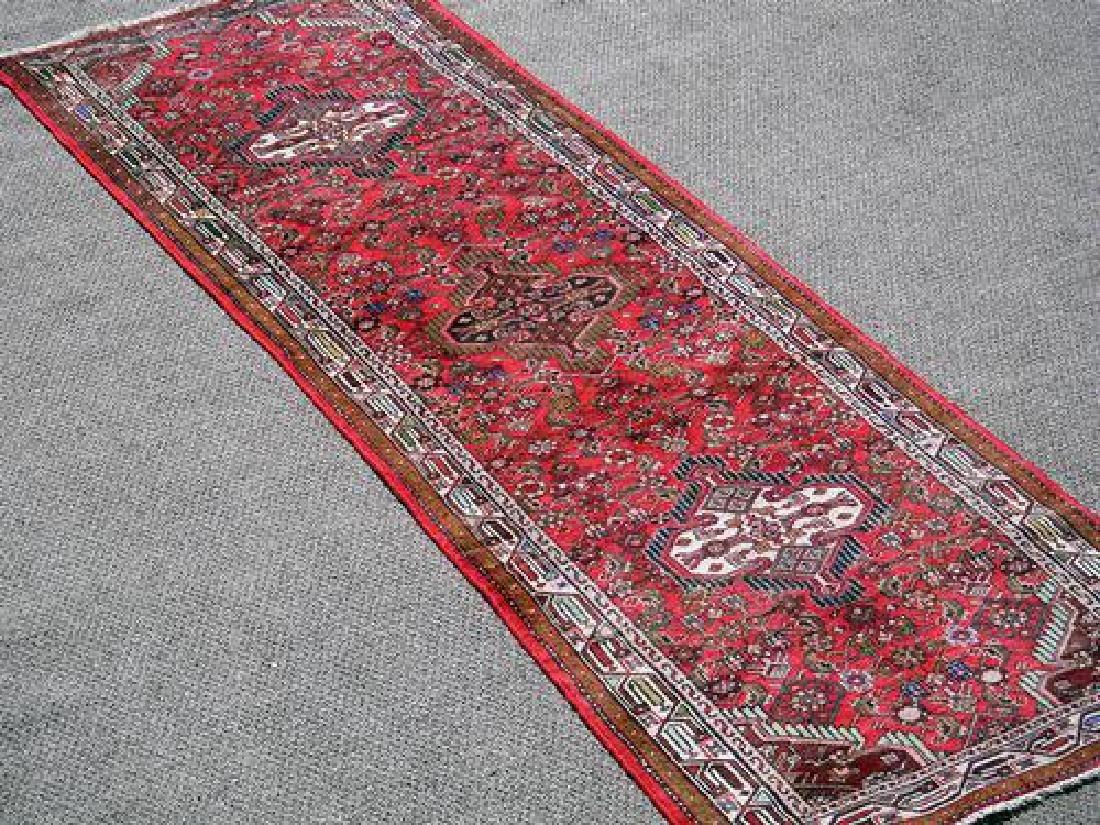 Authentic Superb Persian Tafresh Runner 8.8 X 2.8 Feet - 2